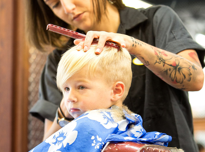 Kids Haircuts in Jupiter Florida